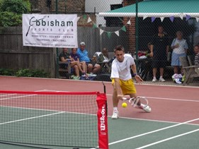 touch tennis